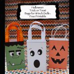 Dream. Dress. Play.: Halloween Trick Or Treat Bags For 18 Inch Dolls   Free Printable Trick Or Treat Bags