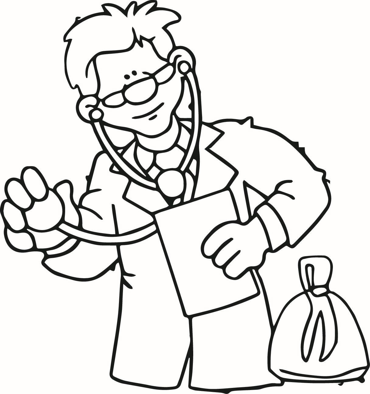 ▷ Doctor: Coloring Pages & Books - 100% Free And Printable! - Doctor Coloring Pages Free Printable
