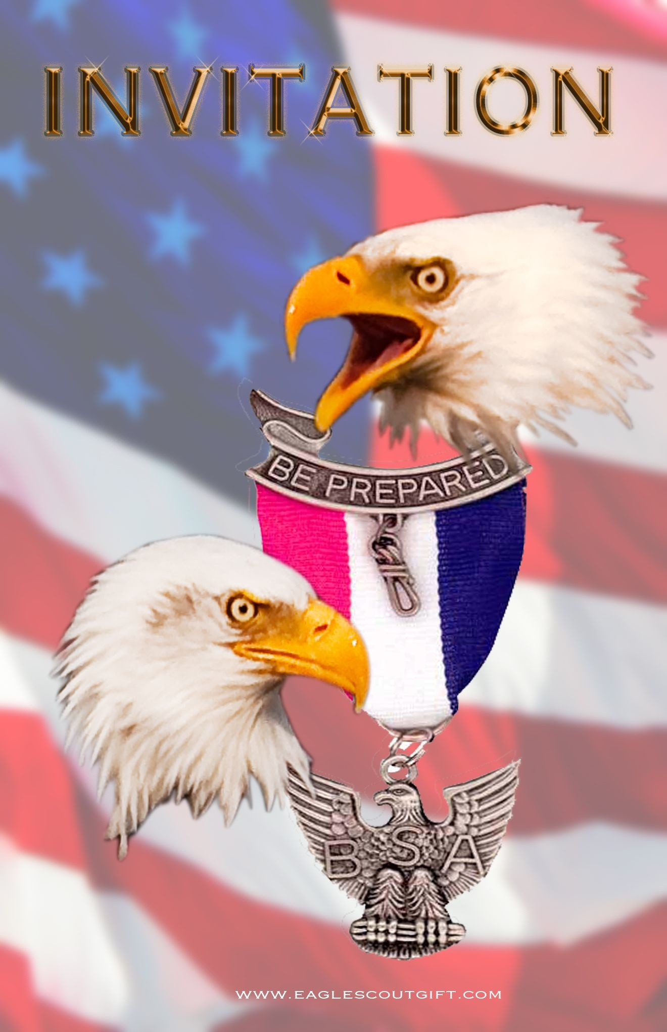 Eagle Scout Gift - Free Downloads, Invitation, Program And - Free Eagle Scout Printables