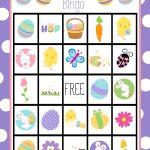 Easter Bingo Free Printable – Hd Easter Images   Free Printable Religious Easter Bingo Cards