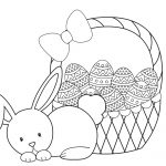 Easter Coloring Pages For Kids   Crazy Little Projects   Easter Coloring Pages Free Printable