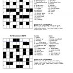 Easy Kids Crossword Puzzles | Kiddo Shelter | Educative Puzzle For   Crossword Puzzle Maker Free Printable With Answer Key
