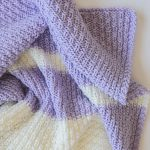 Easy Knit Baby Blanket Pattern | Knitting | Easy Knit Baby Blanket   Free Printable Knitting Patterns For Baby Blankets