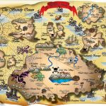 Easy Picture Of A Pirate Treasure Map 2 Printable My Blog | Map   Free Printable Pirate Maps