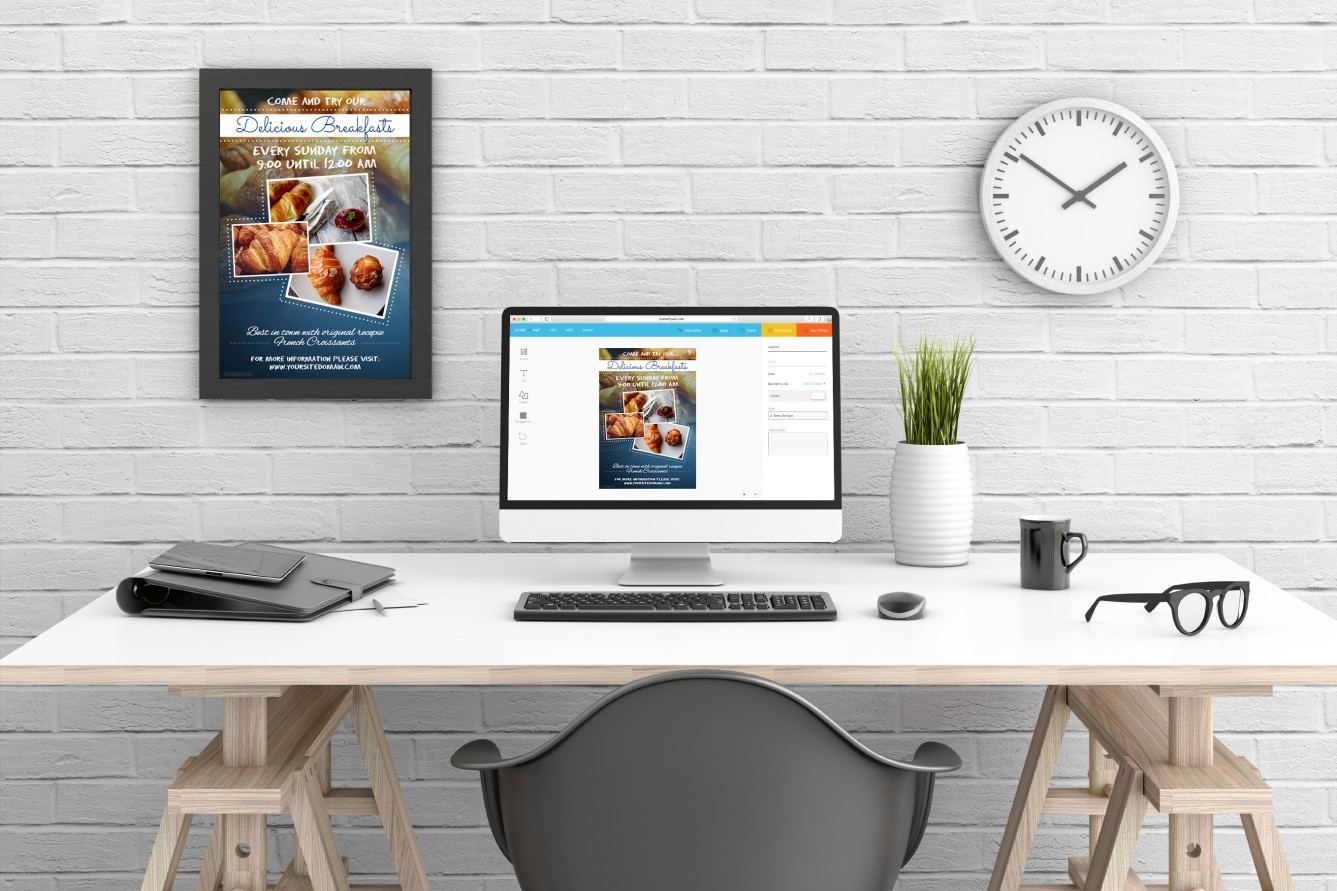 Easy Promotional Posters, Graphics & Videos   Postermywall - Make Posters Online Free Printable