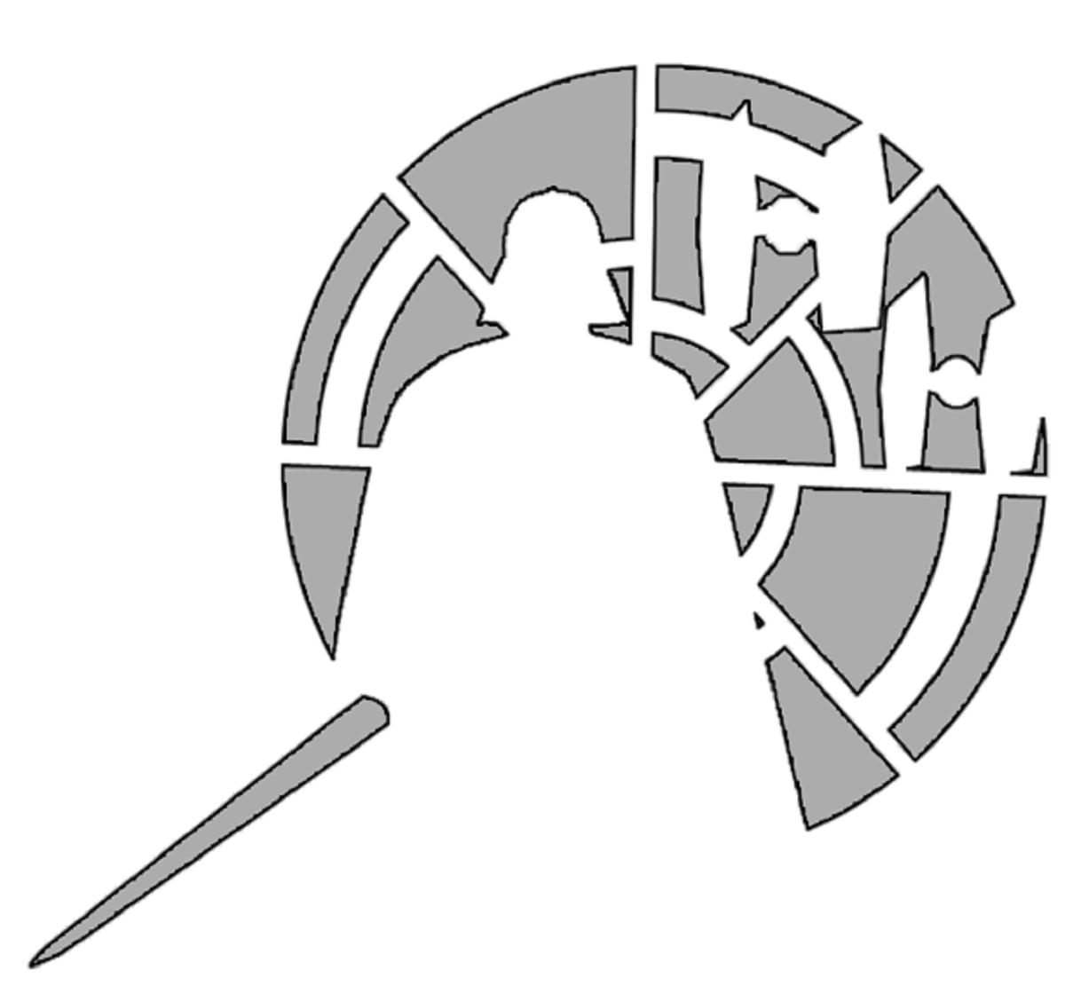 Easy Star Wars Pumpkin Stencils Free Printable - Google Search (Star - Star Wars Pumpkin Stencils Free Printable