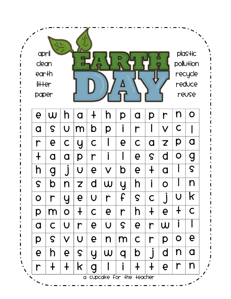 Easy Word Search | Kids Activities - Word Search Free Printable Easy