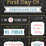 Editable First Day Of School Signs To Edit And Download For Free   Free First Day Of School Printables 2018