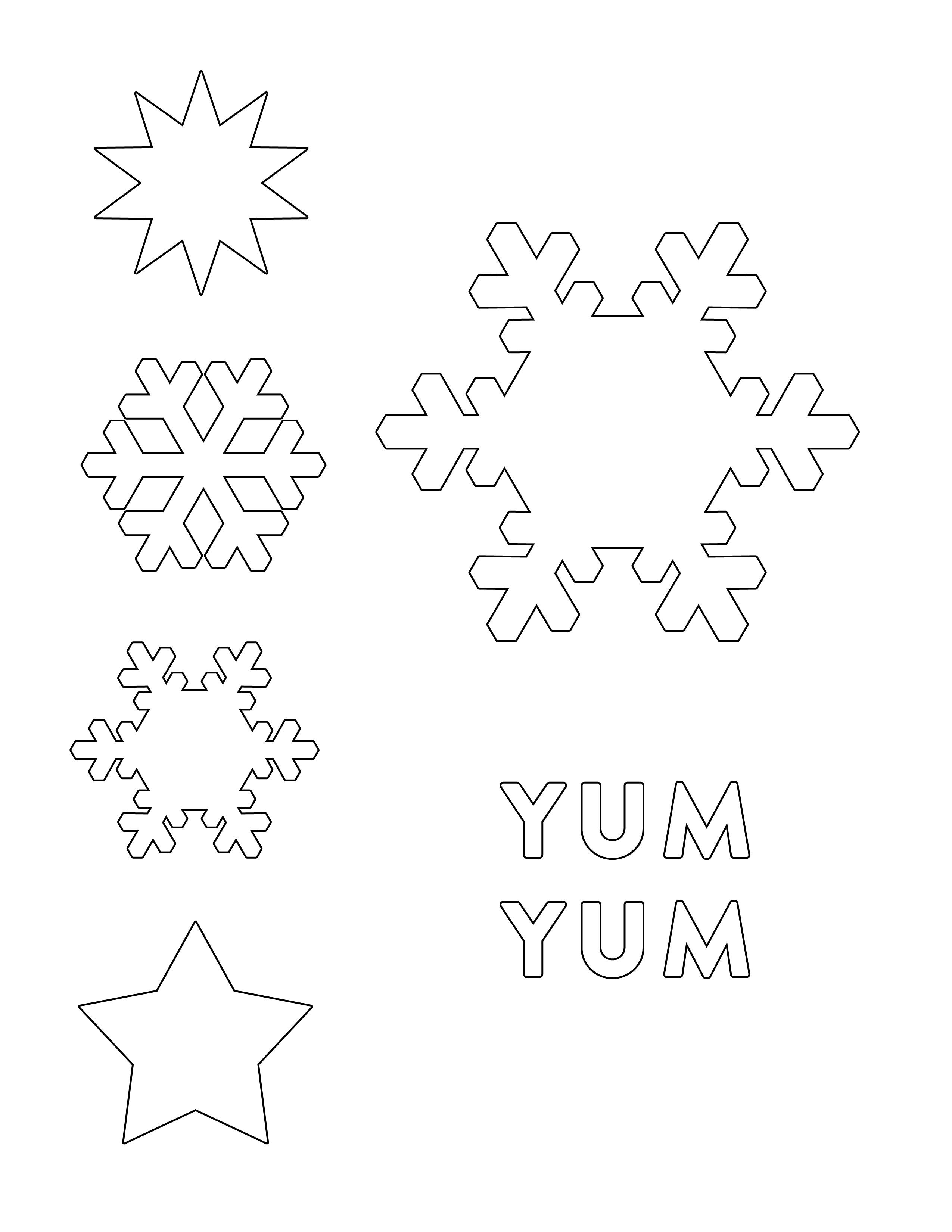 Elsa Hair Slide | Frozen Party | Frozen Snowflake, Snowflake - Free Printable Snowflake Patterns