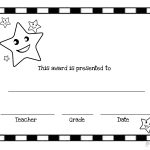 End Of The Year Awards (44 Printable Certificates) | Squarehead Teachers   Free Printable Certificates For Students