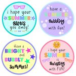 End Of Year Gift: Bubbles With Free Printable   Houston Mommy And   Free Printable Gift Tags For Bubbles