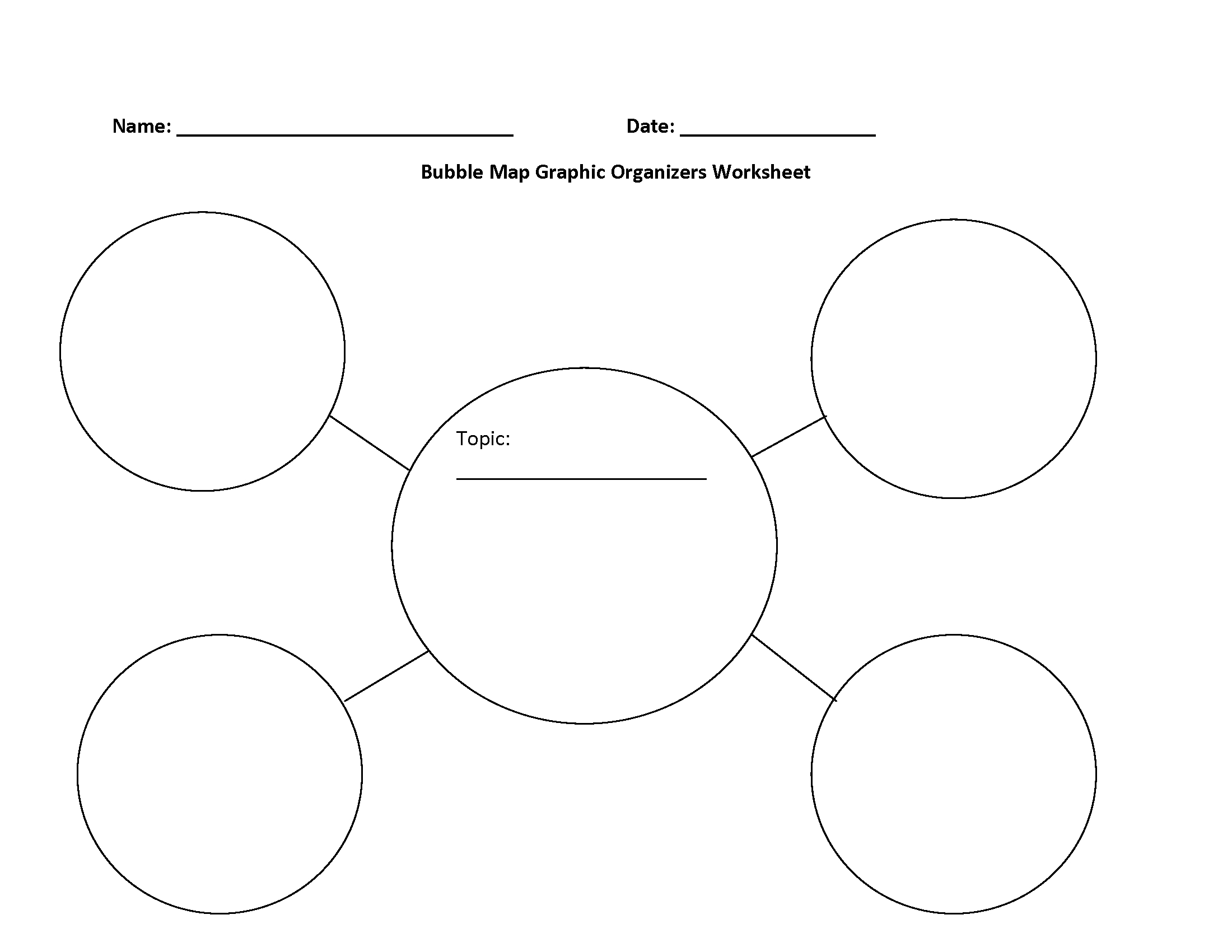 Englishlinx   Graphic Organizers Worksheets - Free Printable Compare And Contrast Graphic Organizer