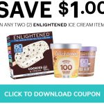 Enlightened Ice Cream Coupons And Deal   Free Printable Giant Eagle Coupons
