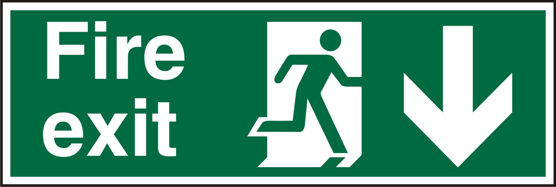 Exit Signs Pictures   Free Download Best Exit Signs Pictures On - Free Printable Exit Signs With Arrow