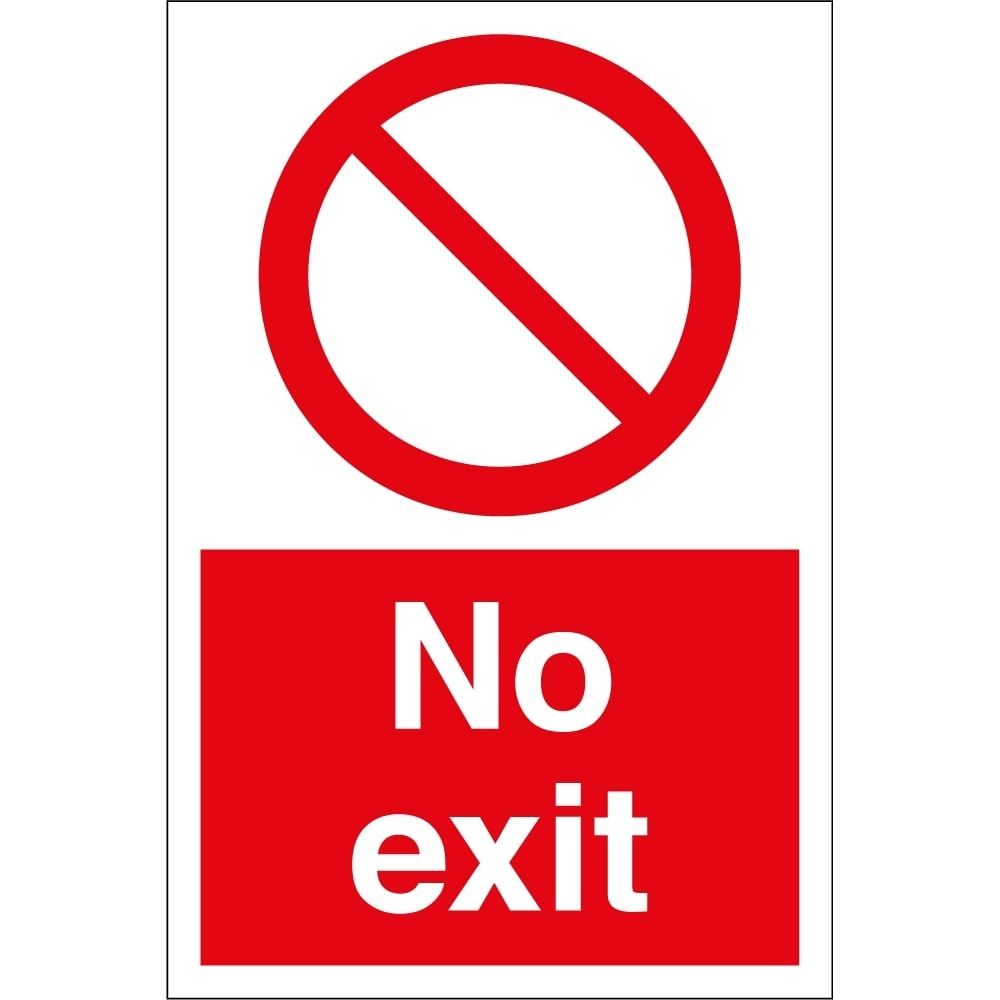 Exit Signs Pictures | Free Download Best Exit Signs Pictures On - Free Printable Not An Exit Sign
