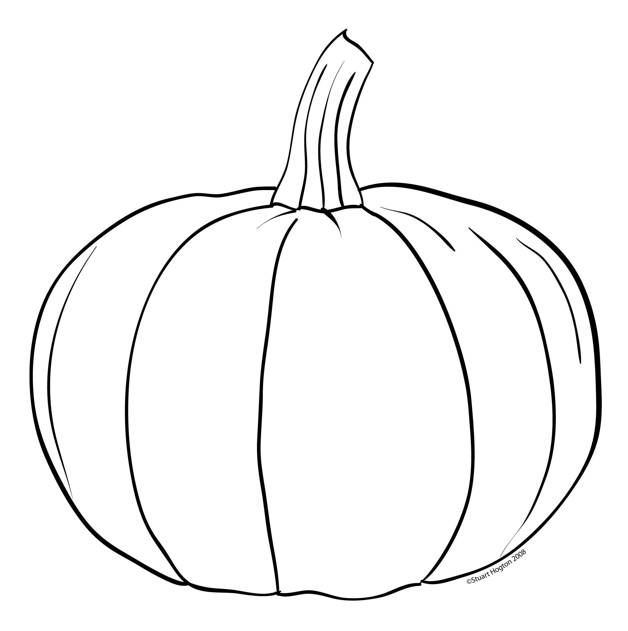Felt Jack-O-Lantern Pumpkin And Ghost Faces   Making Life Blissful - Pumpkin Shape Template Printable Free