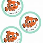 Finding Nemo Party {Free Printables} | Diy Party Nemo Dory   Free Nemo Printables
