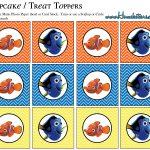 Finding Nemo Party Printables {Free}   Free Nemo Printables