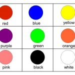 Flashcards For Kids Printable Free | Free Flashcards | Free Esl   Free Printable Colour Flashcards