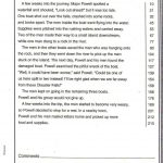 Fluency Passages   Buford Academy   Free Printable Stories For 4Th Graders
