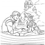 Flynn Rider And Rapunzel Coloring Page | Free Printable Coloring Pages   Free Printable Tangled