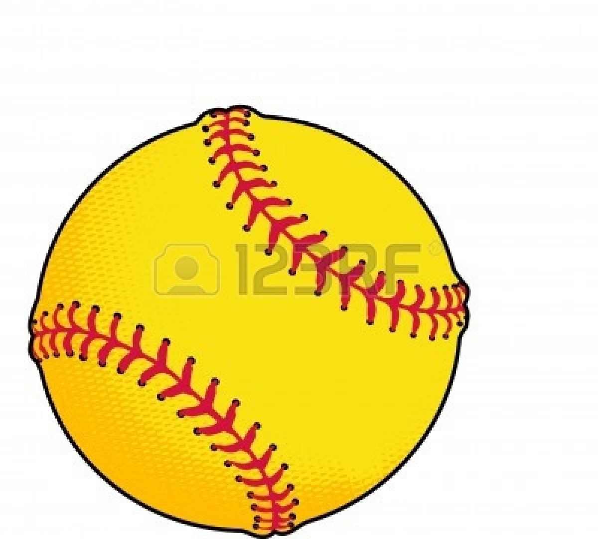For Softball Clipart | Free Download Best For Softball Clipart On - Free Printable Softball Images