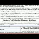 Form W 4 Tutorial   Youtube   Form W 4 2013 Free Printable