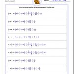 Fraction Division   Free Printable Fraction Worksheets Ks2