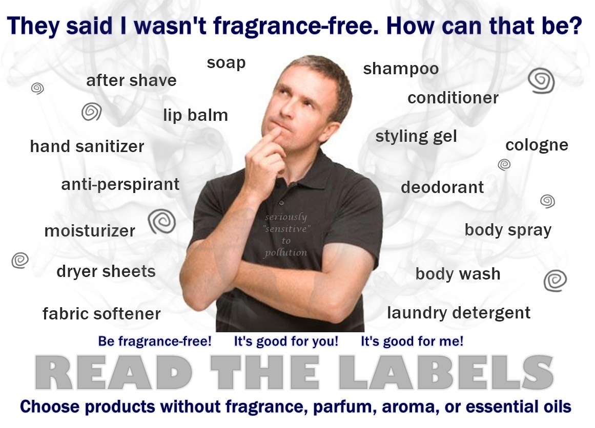 """Fragrance-Free Signs 