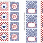 Free 4Th Of July Printables | Undercover Hostess   Free 4Th Of July Printables