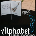 Free Alphabet Mini Books | Play Activities For Kids | Free Preschool   Free Printable Abc Mini Books