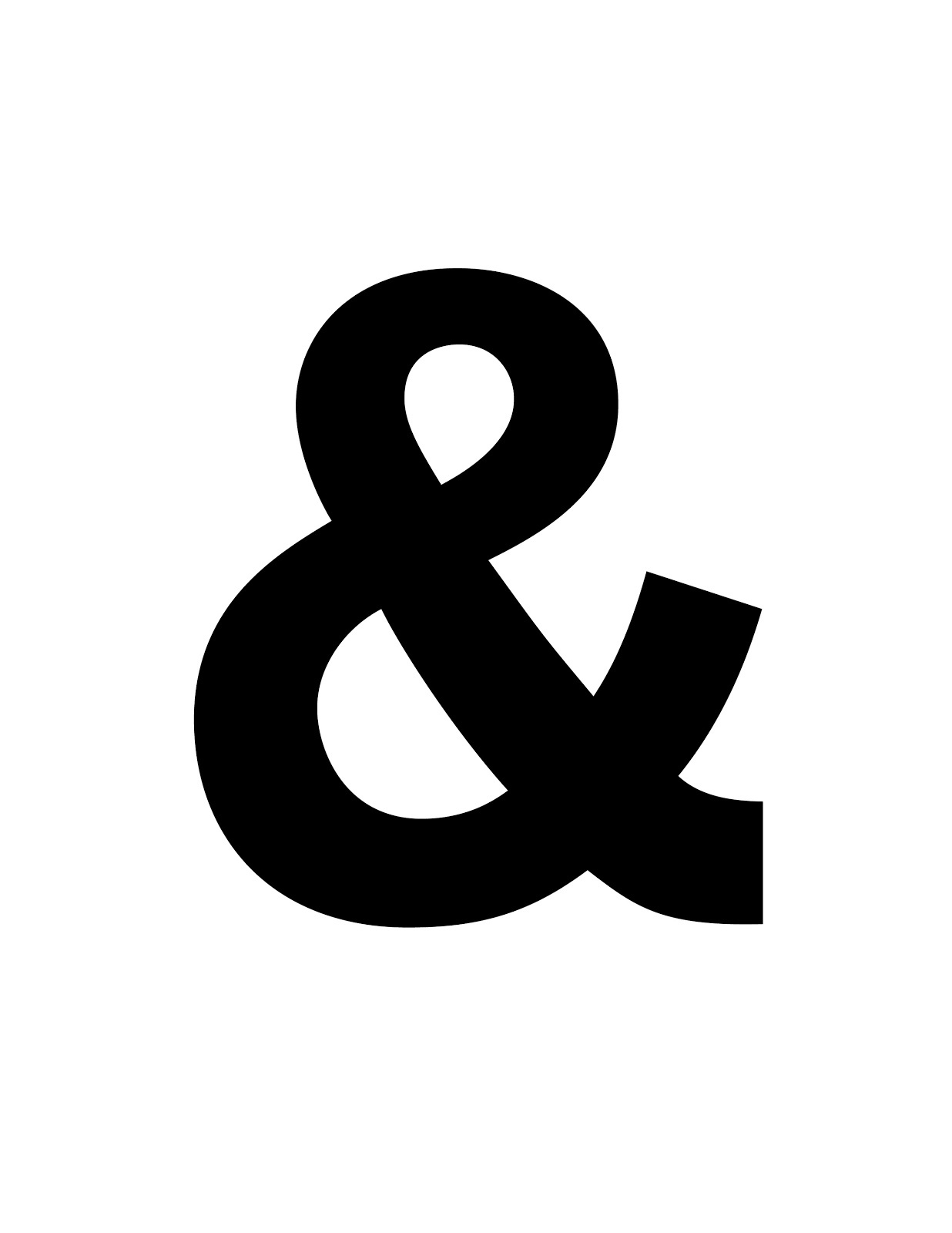 Free Ampersand Cliparts, Download Free Clip Art, Free Clip Art On - Free Printable Ampersand Symbol