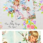 Free Angel Tags!   Free Pretty Things For You   Free Printable Angel Gift Tags