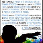 Free Autism Awareness Printables   Free Printable Autism Awareness Posters