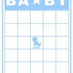 Free Baby Shower Bingo Cards Your Guests Will Love   Free Printable Baby Shower Bingo For 50 People