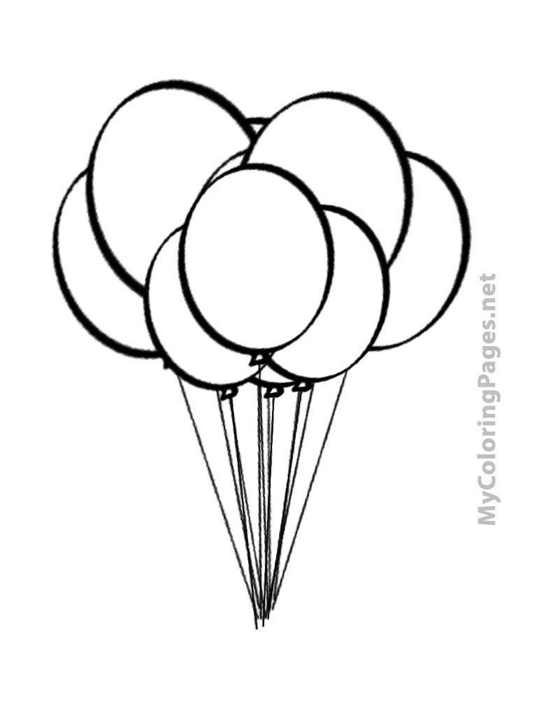 Free Balloon Drawing, Download Free Clip Art, Free Clip Art On - Free Printable Pictures Of Balloons