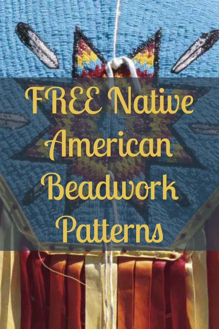 Free Beading Patterns You Have To Try | Southwestern & Native - Free Printable Native American Beading Patterns