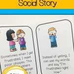 Free Behavior Social Story | Language Games Galore | Social Stories   Free Printable Social Story Template