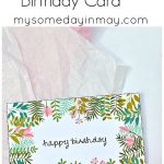 Free Birthday Card | Birthday Ideas | Free Printable Birthday Cards   Free Printable Greeting Card Templates