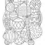 Free Christmas Ornament Coloring Page   Tgif   This Grandma Is Fun   Free Printable Christmas Coloring Pages
