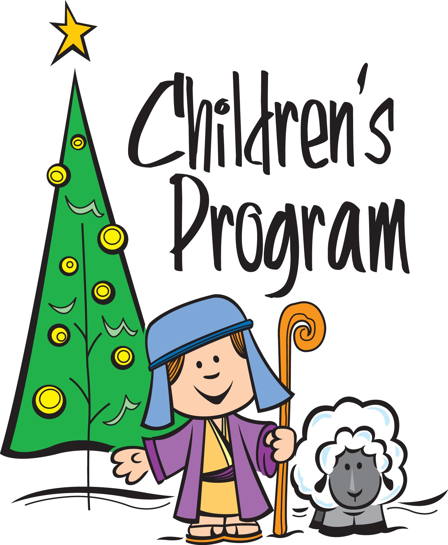 Free Christmas Program Cliparts, Download Free Clip Art, Free Clip - Free Printable Christmas Programs