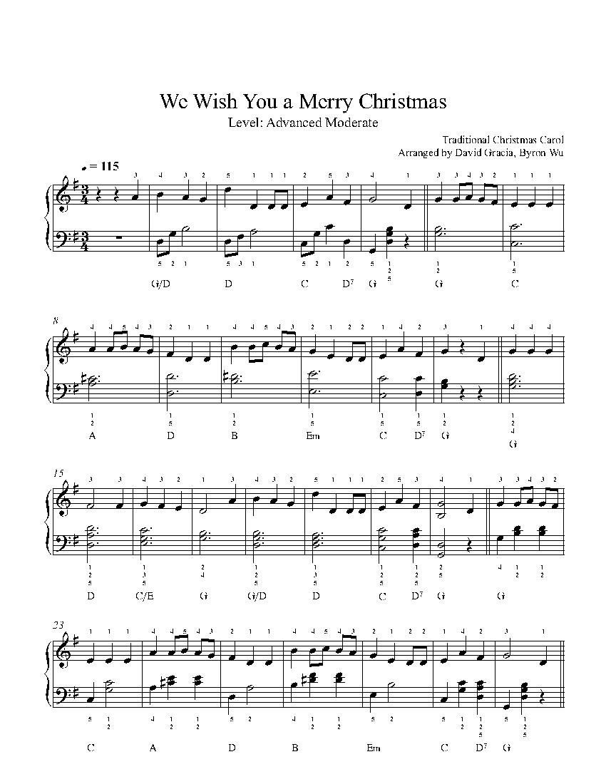 Free Christmas Sheet Music For Keyboard Printable – Festival Collections - Free Christmas Sheet Music For Keyboard Printable