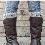 Free Crochet Boot Cuff Pattern   How To Crochet Boot Cuffs   Free Printable Crochet Patterns For Boot Cuffs