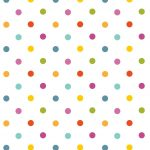 Free Digital Polka Dot Scrapbooking Paper   Ausdruckbares   Free Printable Backgrounds