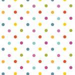 Free Digital Polka Dot Scrapbooking Paper   Ausdruckbares   Free Printable Pink Polka Dot Paper