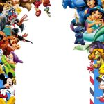 Free Disney Invitations | Free Printable Birthday Invitation   Free Printable Disney Invitations
