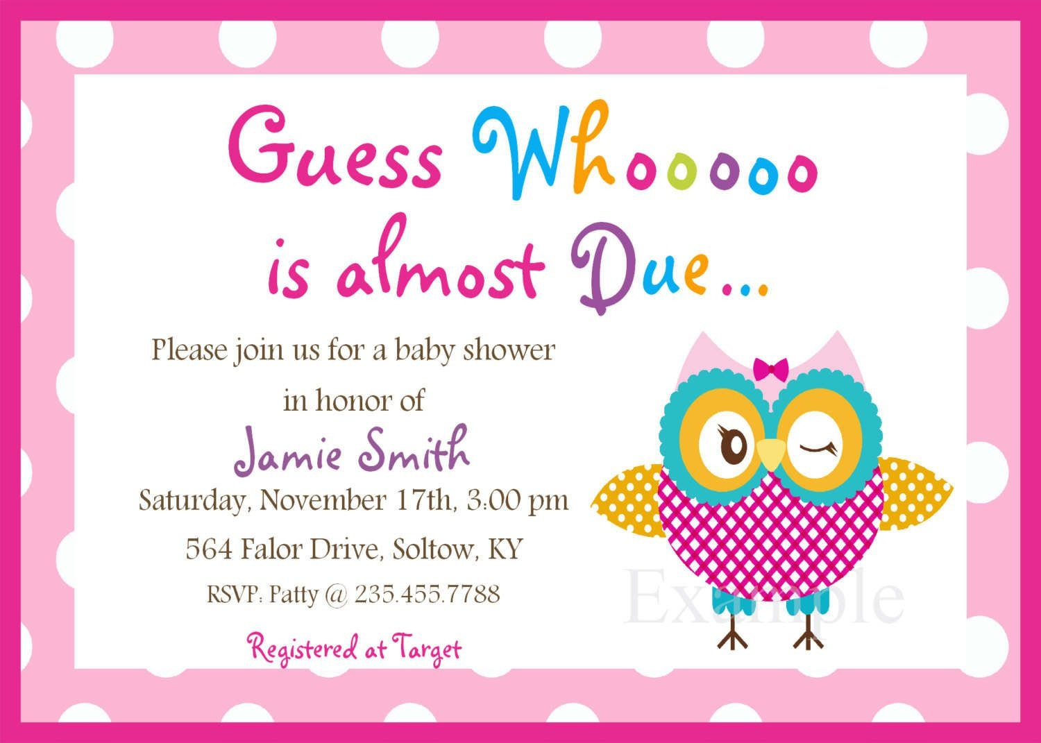 Free Download Baby Shower Invitations Templates - Layoffsn - Free Printable Baby Shower Invitations For Girls