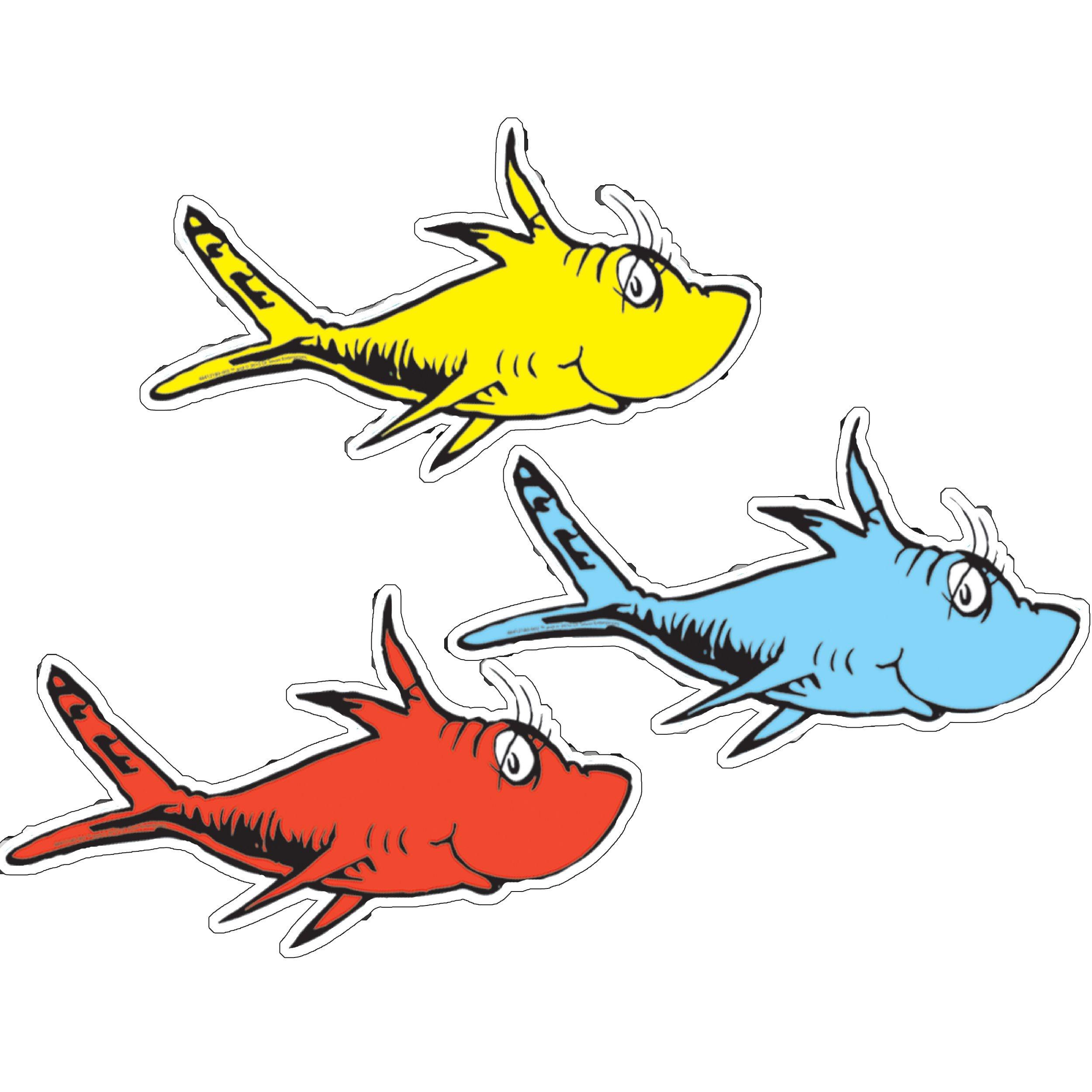 Free Dr. Seuss Printables | View Larger Image | Birthday Parties | 1 - Free Dr Seuss Characters Printables