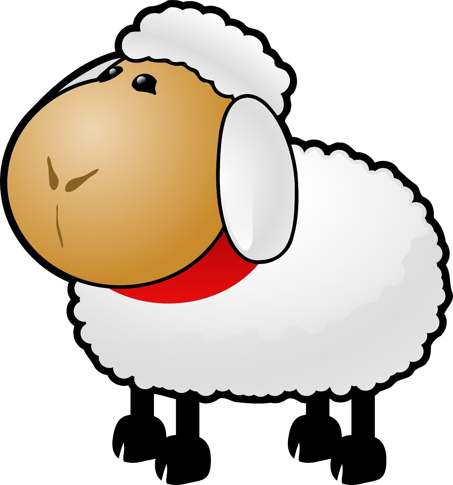 Free Farm Animal Pictures, Download Free Clip Art, Free Clip Art On - Free Printable Farm Animal Clipart