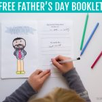 Free Father's Day Booklet Download   The Mombot   Free Father's Day Printables